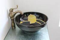 Jingdezhen ceramic basin wash basin counter basin wash basin art basin ceramic basin