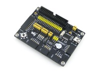 Chinese version of BB Black Cortex-A8 board peripheral expansion board 4.3  LCD 6 Module