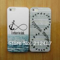 High quality The fashion design  fashion case for iphone 4/5  High quality hard case for iphone4/4s / iphone 5/5s
