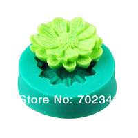 Silicone Fondant Flower Cake Decorating Candy Icing Mold
