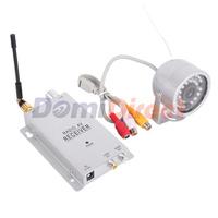 CCTV Home Security Surveillance CCTV Wired/Wireless Nanny CMOS Camera A/V Receiver