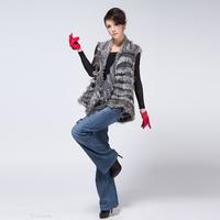 Women's rabbit fur fox fur shawl fur cape pc-l80324-6