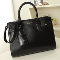 2014 women's bags fashion women's handbag fashion platinum bag cross-body handbag big bags female