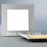 12W LED panel lights ceiling spot bedroom lighting Square driver include warm white/cool white, Sales Promotions