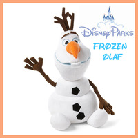 30cm 12 '' Inches Newest  Cartoon Movie frozen olaf doll Plush Toys For Sale Cotton Stuffed animal 3d toys Classic toys for kids