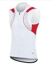 popular sleeveless cycling jersey