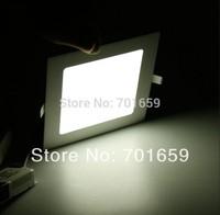 18W  LED Panel Light, 90 Light, Modern Ultrathin Round Aluminum PC Casting 20pcs by DHL/FEDEX