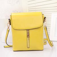 * New arrival  the trend of fashion women's handbag candy color small fresh vintage bag casual bag shoulder bag messenger bag