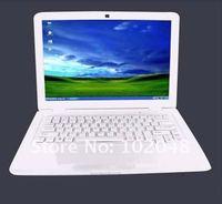 2014 new ultrabook Laptop Computer 2GB RAM 320GB HDD Intel D2500 Dual Core 1.86Ghz Webcam Wifi laptop