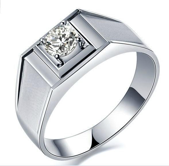 Silver Rings For Boys Ring for man wedding men