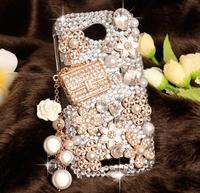 For Lenovo A706 diamond mobile phone case - Full drill Sachet