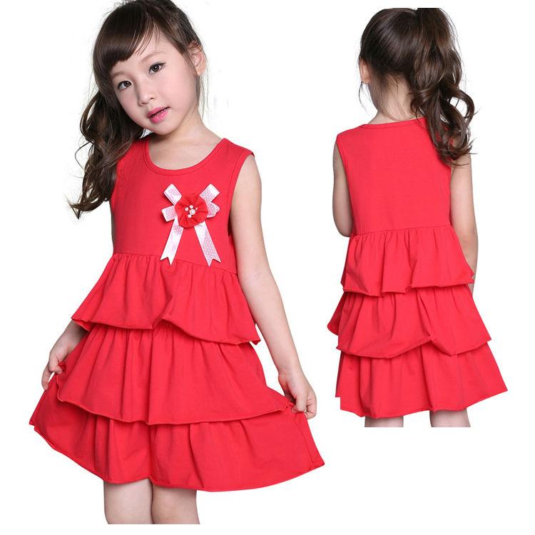 cute red dress girls - photo #15