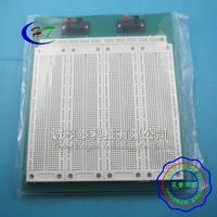 Bread board experimental board combination breakboard universal circuit board 240 200 8.5mm syb-500