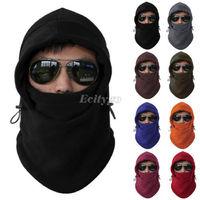 Fashion Hot Fleece Thermal Sports Motorcycle Bike Balaclava Ski Face Mask Hood Hat Helmet 8 Colors A1