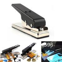 Free Shipping Black Metal Professional Guitar Plectrum Punch Picks Stick Maker Master Picker Card Cutter DIY Tools up to 1.5 mm