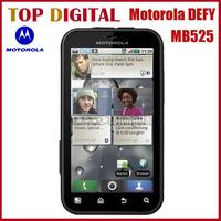 MB525 Original Unlocked Motorola MB525 Cell Phone Wifi 5.0MP ROM 2G 3G WCDMA  one year warranty Refurbished