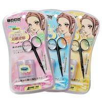 Mrtomated magic invisible fiber eyelid mrtomated beautiful eyes 60 beauty scissors