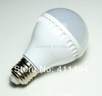 1lot/5PCS High brightness LED Bulb Lamp E27 2835SMD 3W 5W 7W 9W DC12V Cold white Free shipping