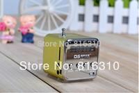 Universal Home Stereo Speaker Mini USB,TF Card Portable Speaker FM Radio Digital Speaker
