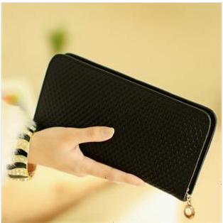 New Women Wallets Genuine Leather Wallet Women Clutch Female Brand Magic Wallet Designer Wallets Hand Change Purse Clutch Purses