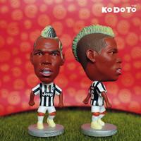 KODOTO 6# POGBA (JU) Football Star Doll (2013-2014)