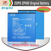 ZOPO ZOPO ZP600/600+ Original Battery Smartphone battery, 1640mAh rechargeable Li-ion BT56S battery, freeshipping