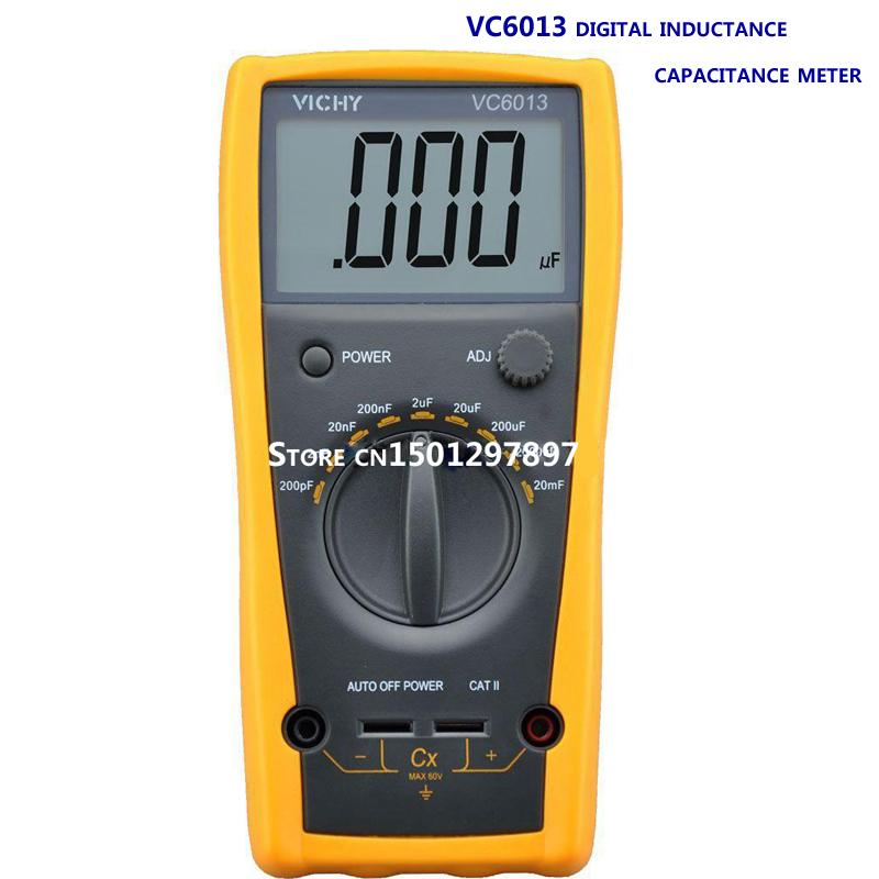Aliexpress.com : Buy VC6013 LRC bridge tester 3 1/2 digital ...