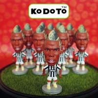 KODOTO 6# POGBA (JU) Soccer Doll (Global Free shipping)