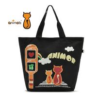 2014 NEW ARRIVAL shoulder bags for shopping girls ultralarge light shoulder bags zipper shopping bag casual shoulder bag handbag