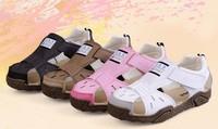 Summer New Q8 2014 child sandals fashion bag slip-resistant sandals breathable children shoes  Boys and girls sandals size 25-30