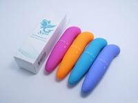 2014 Popular AA battery Mini Bullet Vibrator G Spot Dildo Massager Sex Toys Products for Women 4 Colors