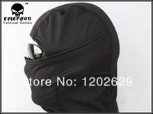EMERSON Fleece Warmer Hood Black EM6631A Free shipping(China (Mainland))
