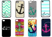 Details about Sailors stripes anchor Rigid Plastic case cover for apple iPhone4 4s