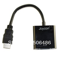 Joycon HDMI to VGA adapter for computer Graphics, projector display.