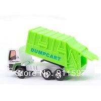1pcs Free shipping Mini alloy toy dumpcart #08