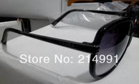 9124 Black frame black legs designer Sunglasses popular men and women eyewear with box brand model