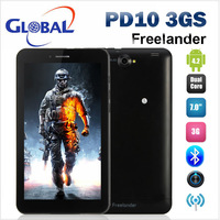 Freelander PD10 3GS 7 inch GPS tablet pc,1.3GHz,8G  Bluetooth,3G Phone,dual cord,Android4.2 Dual Camera,gps with  free world map