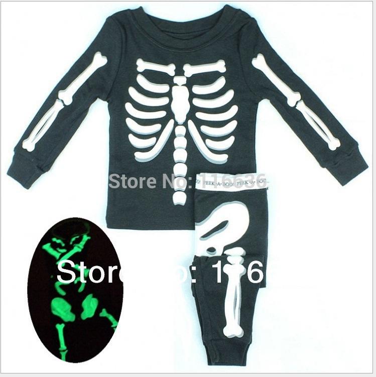 Костюм скелета для мальчика