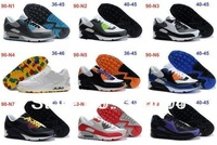 Wholesale 90 Running shoes Air Design Unisex's sports shoes Euro size 36-46 and Drop-shipping