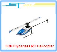 2014 New WLtoys WL V977 Power Star 1 6CH 3D Brushless Flybarless RC Helicopter RTF 2.4GHz remote control toys VS V912 V911  gift