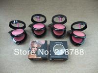 Free Shipping  hk air post(2pcs/lot) brand Professional brand name ma Makeup blush double line New MINERALIZE BLUSH