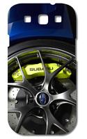 1PC SUBARU CAR Hard Case Cover for Galaxy S3  I9300 SIII  free shipping 003