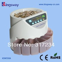 Electronic Coin Counter KSW550A .
