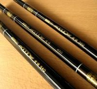 Cheap Carbon 5.4m pure carbon Hard Hand Stream Fishing rod fishing pole rods carbon fiber set kit tools