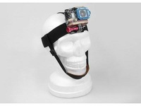 New Arrive Go pro Accessories Elastic Head Belt Mount Strap Band with Chin Belt for GoPro HD Hero 2/3/3+ Free Shipping