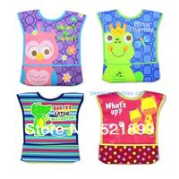 Baby Brands Luvable Friends baby & Kids Products Waterproof Waterproof Baby Saliva Bibs,Apron Baby Bibs