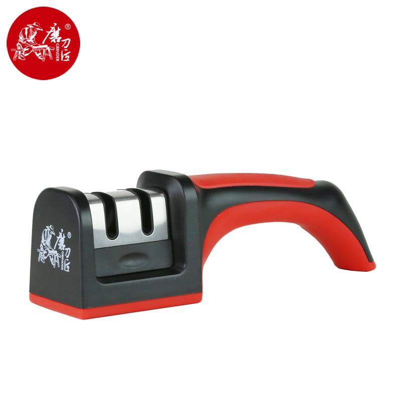 Taidea t1206tc household knife sharpener diamond knife sharpener slot(China (Mainland))
