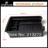 Free shipping ABS armrest storage box, auto armrestt for Volkswagon Sagitar Jetta MK6(Fits for Volkswagon 14 Sagitar Jetta MK6)