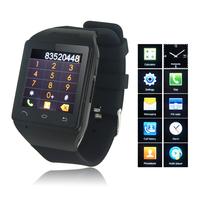 2014 New arrival  watch phone S18 1.54''inch Capacitive screen MTK6260A 2G GSM bluetooh 3.0 FM  MP3 MP4