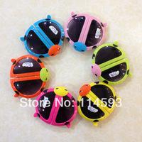 Fashion folding plastic sunglasses for baby boys and girls cute Beatles design  outdoor eyewear